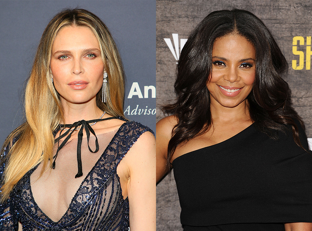Sanaa Lathan and Sara Foster Both Deny Biting Beyoncé in the Face