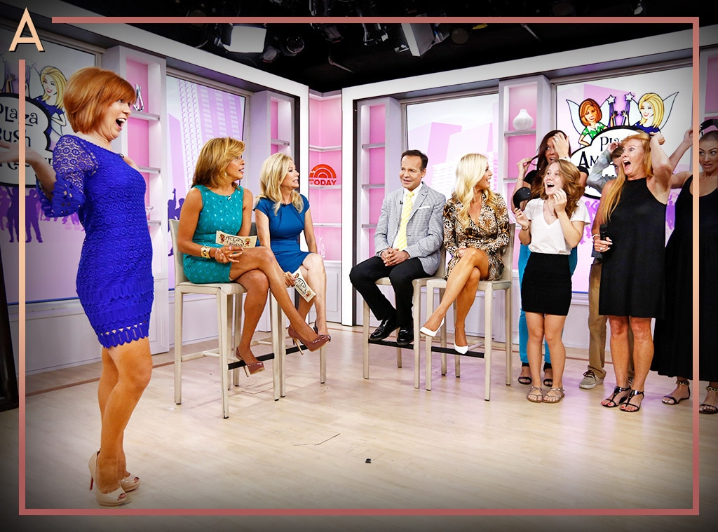 The ABCs of Kathie Lee Gifford and Hoda Kotb, A