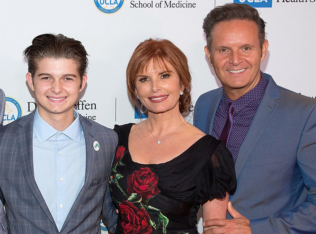Roma Downey, Mark Burnett, Cameron Burnett