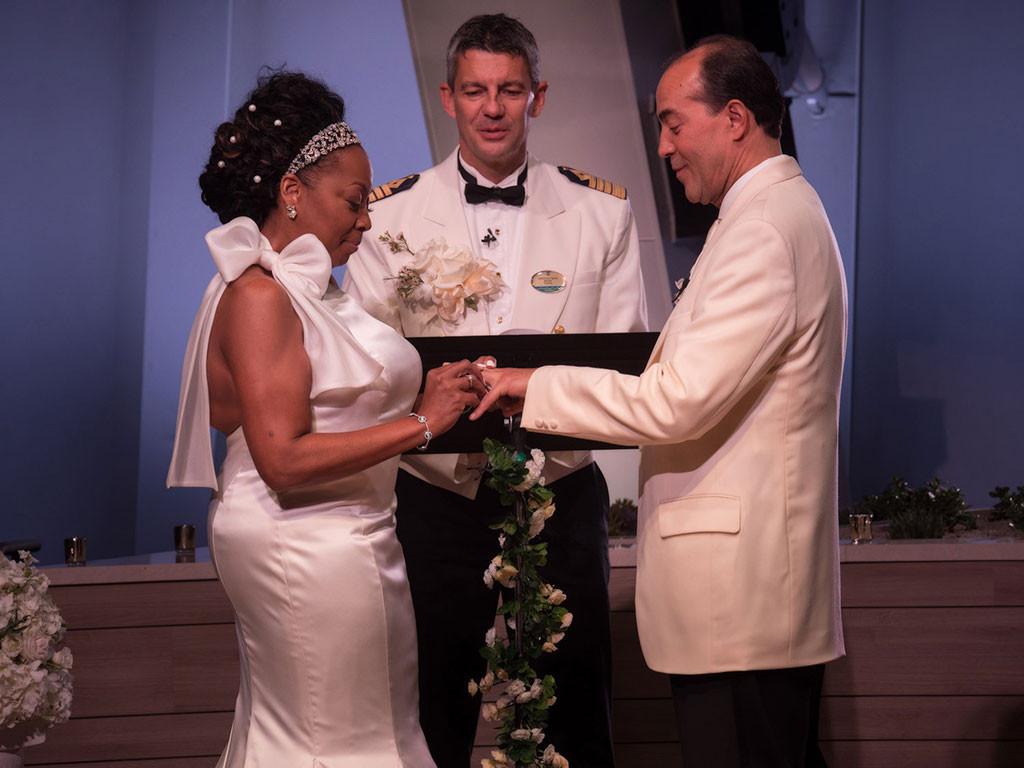 Star Jones, Wedding, Ricardo Lugo