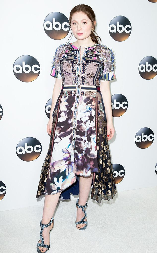 Emma Kenney, Roseanne TCA