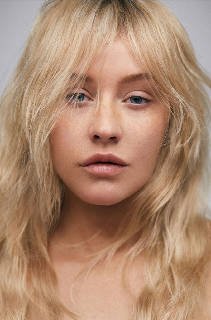 Christina Aguilera, Paper Magazine