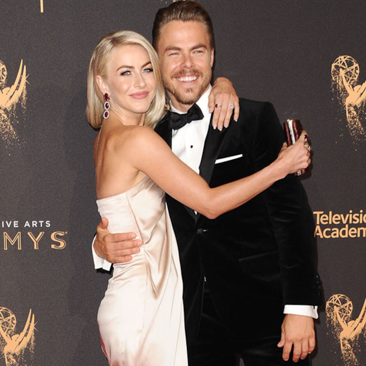 Derek Julianne Hough Promise Death Defying Moves In