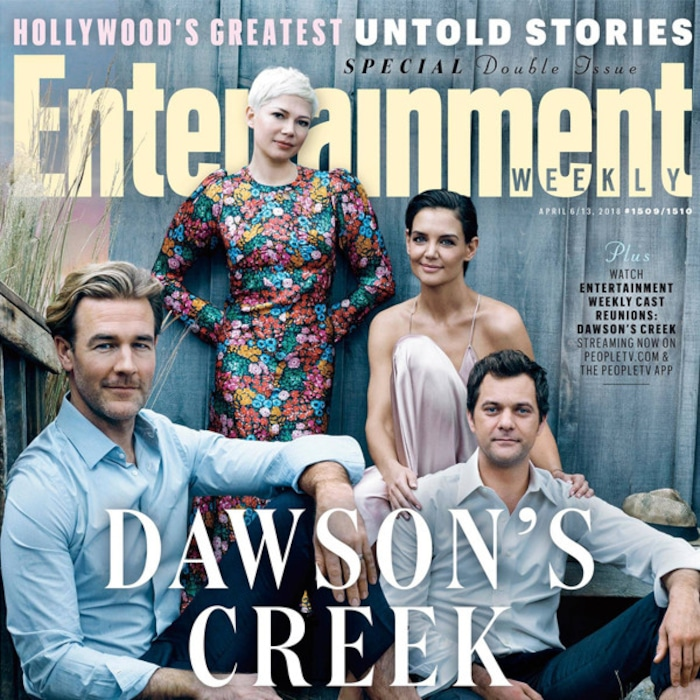 Dawsons Creek Cast Reunites After 20 Years For