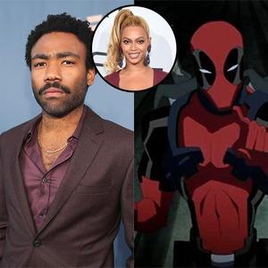 Donald Glover, Deadpool, Beyonce
