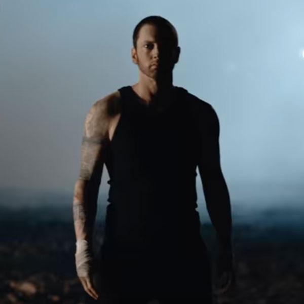 Eminem, Framed, Music Video