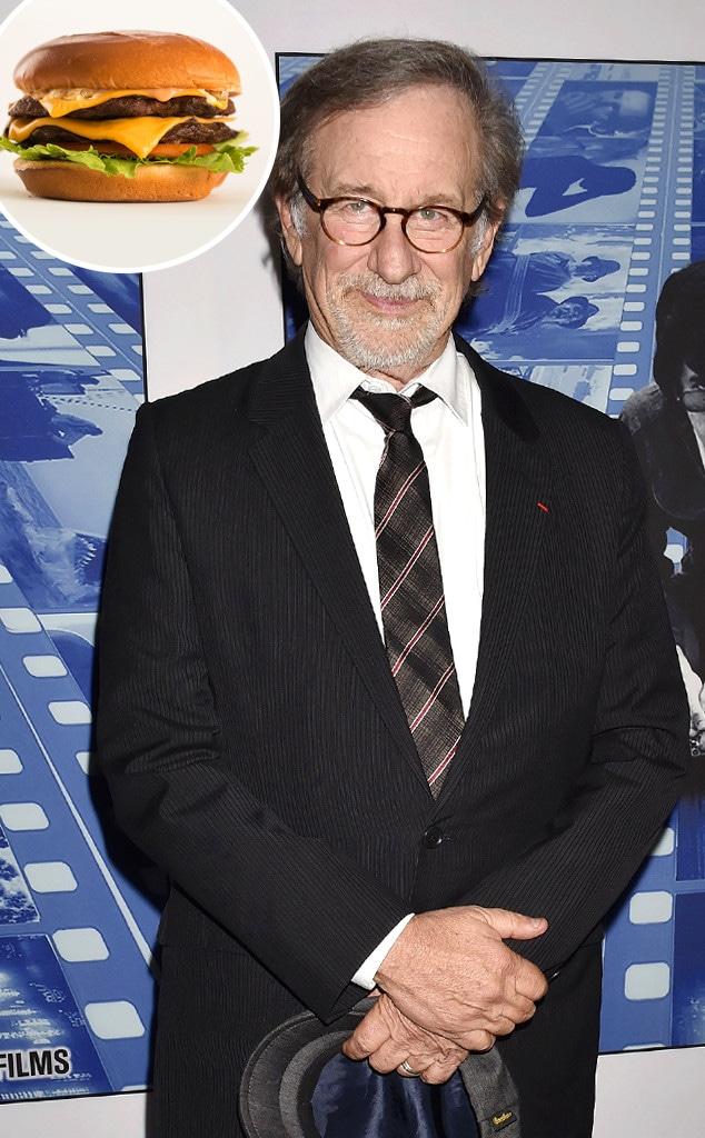 Carl's Jr., Steven Spielberg