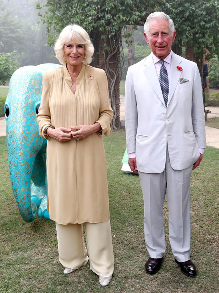Camilla, Prince Charles