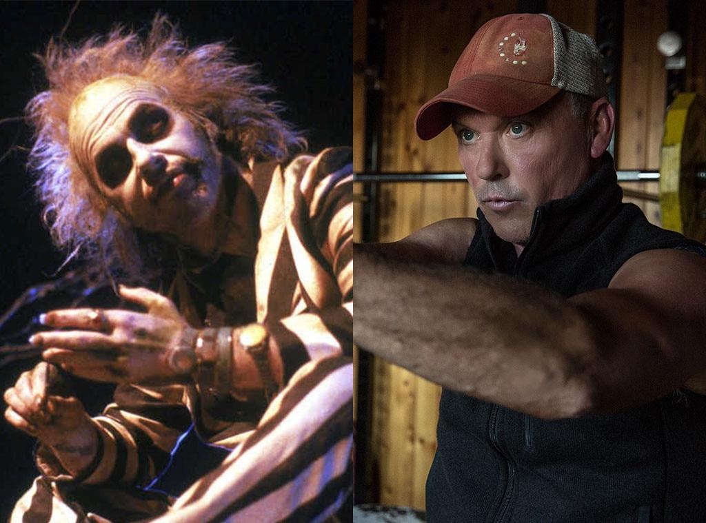 Michael Keaton, Beetlejuice, American Assassin
