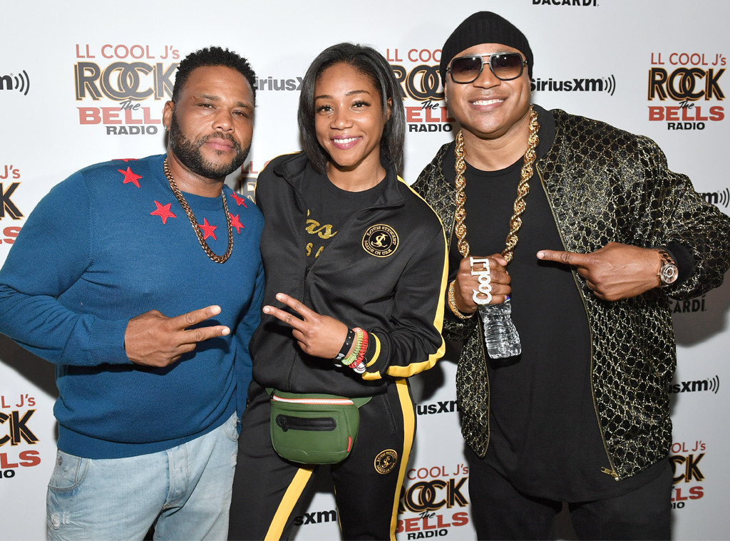 Anthony Anderson, Tiffany Haddish, LL Cool J