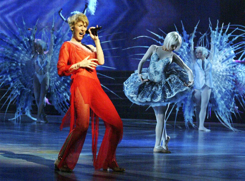 Celine Dion, 2003 Las Vegas