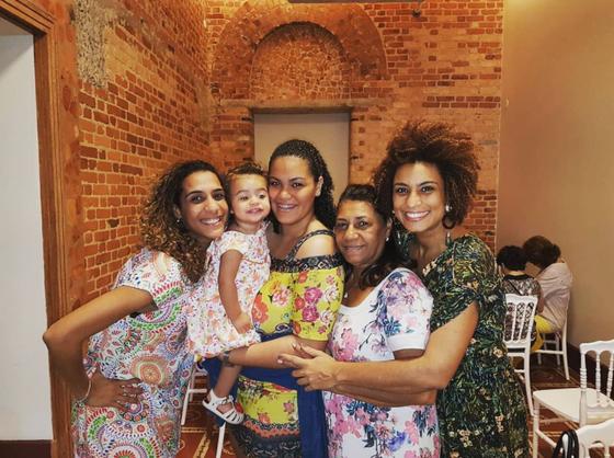 Marielle Franco, Luyara Santos