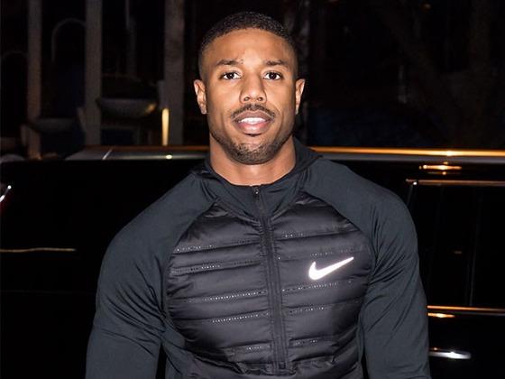 Michael B. Jordan te derretirá con sus músculos perfectos ¡Míralo!