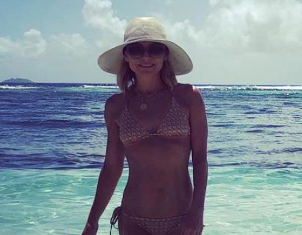 Mark Consuelos Calls the Shaming of Kelly Ripa s Bikini