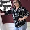 Lauryn Shannon, Pumpkin, Guns