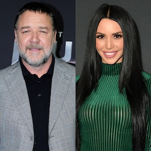 Russell Crowe, Scheana Shay