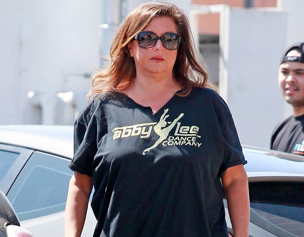 7a71572d74e5b Abby Lee Miller Steps Out in Dance Moms Attire After Being Released From  Prison