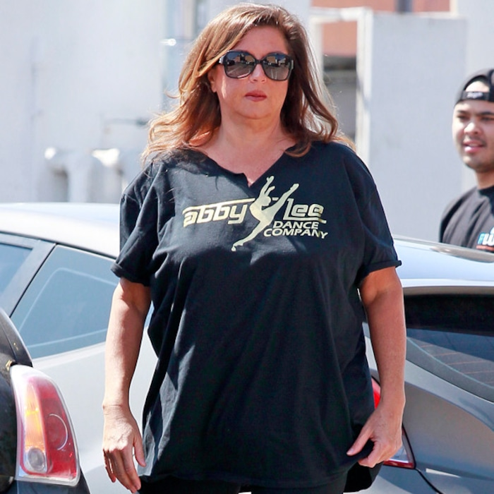 d91ba50a2 Abby Lee Miller Steps Out in Dance Moms Attire After Being Released From  Prison | E! News