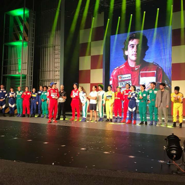 Ayrton Senna, musical