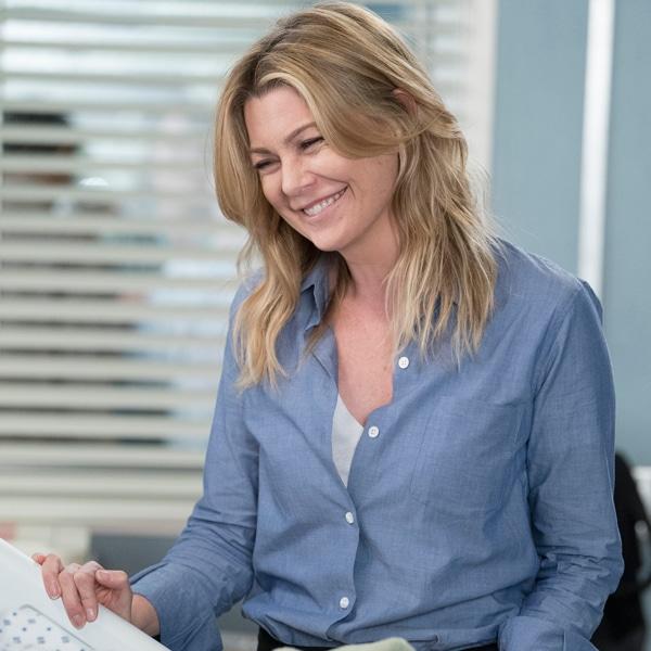 Ellen Pompeo, Grey's Anatomy Season 14