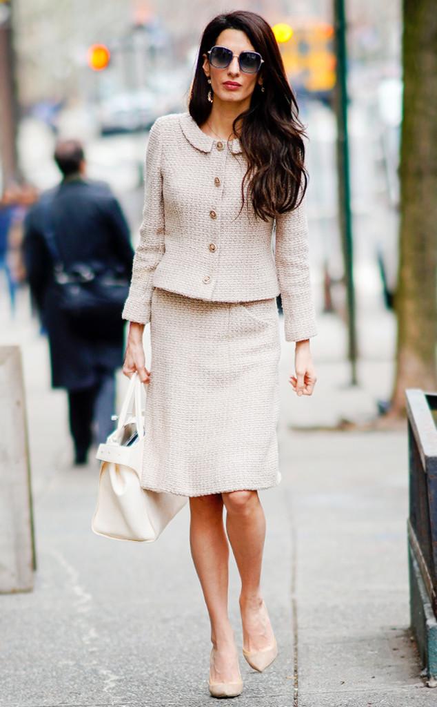 ESC: Amal Clooney, Best Dressed