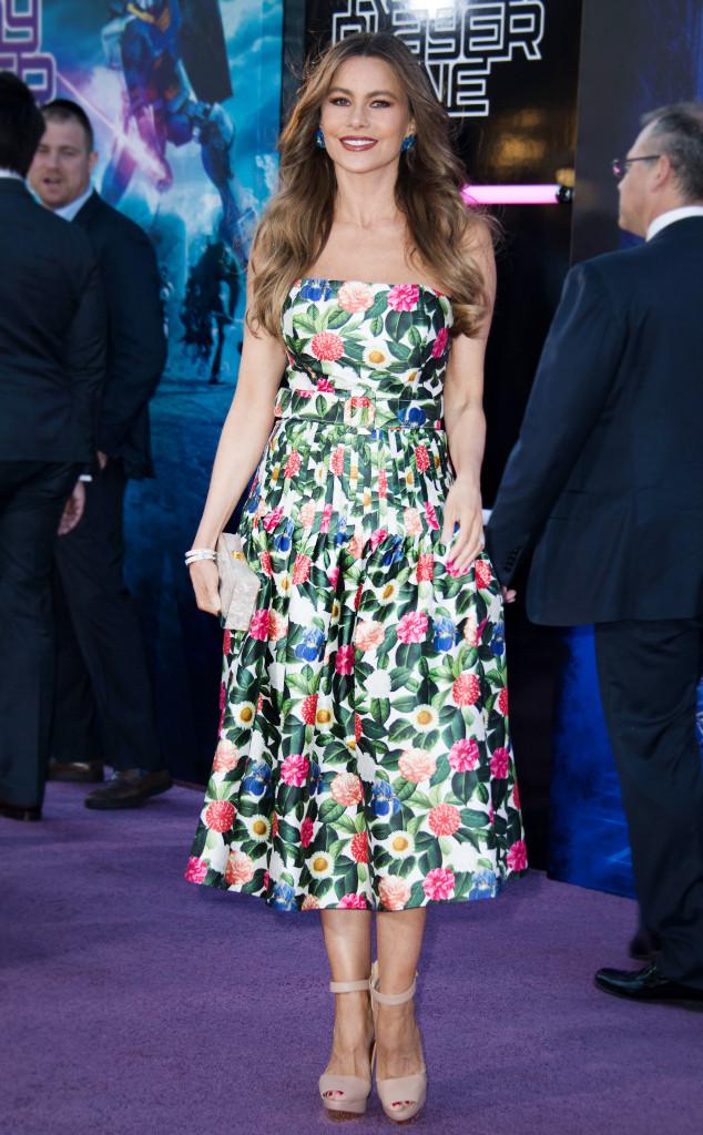 ESC: Best Dressed, Sofia Vergara