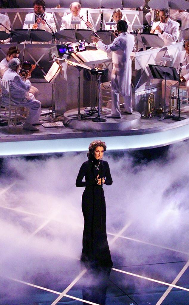 Celine Dion, 1998 Oscars