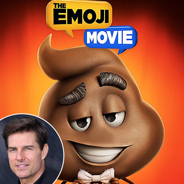 The Emoji Movie, Tom Cruise