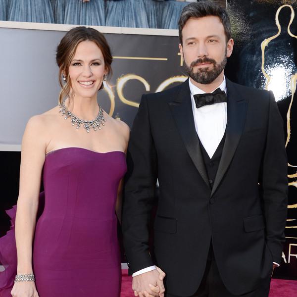 Jennifer Garner, Ben Affleck, 2013 Oscars, Oscars chic
