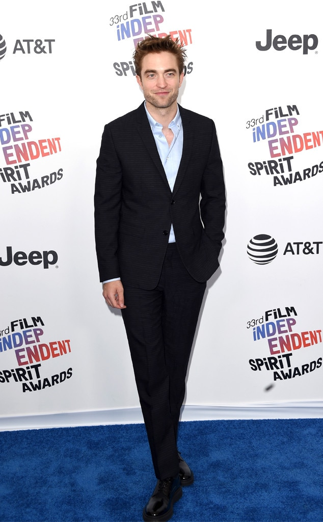 Robert Pattinson, Spirit Awards