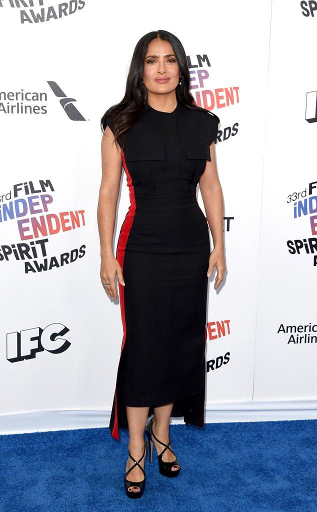 Salma Hayek, Spirit Awards