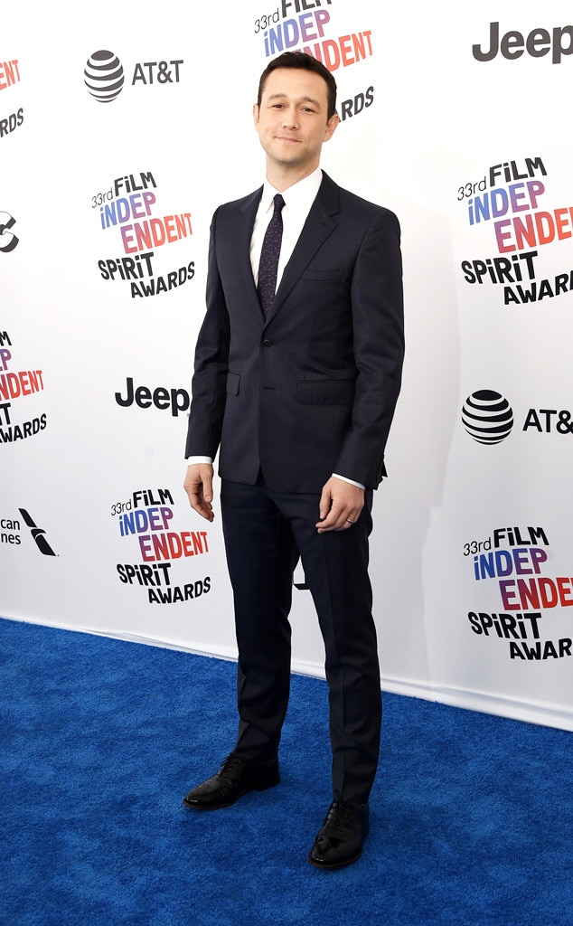 Joseph Gordon-Levitt, Spirit Awards, 2018