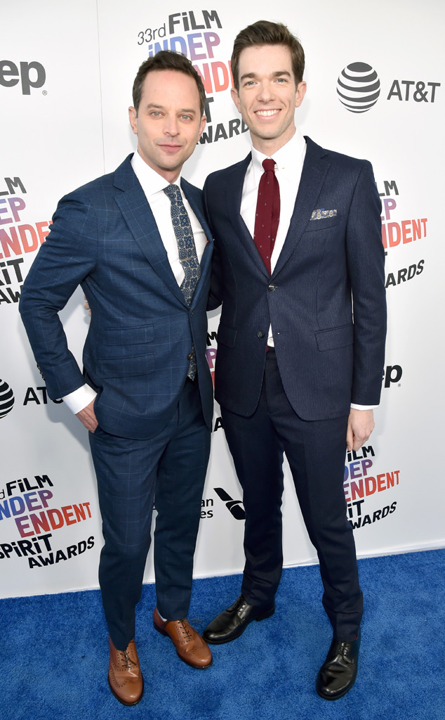 Nick Kroll, John Mulaney, 2018 Film Independent Spirit Awards