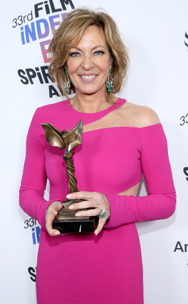 Allison Janney, 2018 Film Independent Spirit Awards