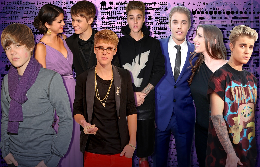 Justin Bieber: From Teen Heartthrob to Tabloid Magnet