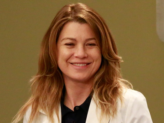 <i>Grey's Anatomy</i> Debuts Season 15 Key Art with a Very Happy Meredith and a Very Accurate Tagline