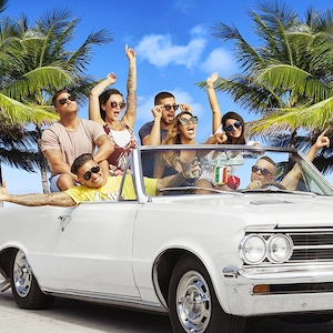 Cast, Jersey Shore Family Vacation
