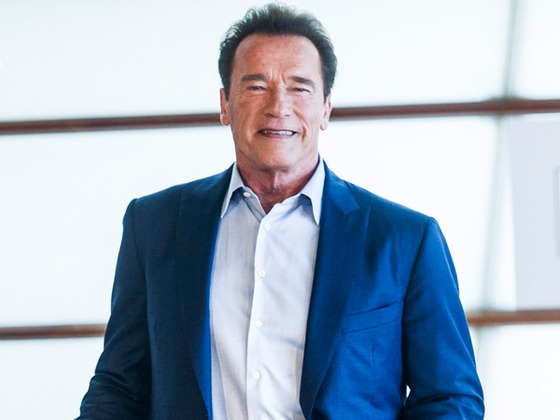 "Arnold Schwarzenegger Is Dropkicked in the Back by an ""Idiot"" at South Africa Event"