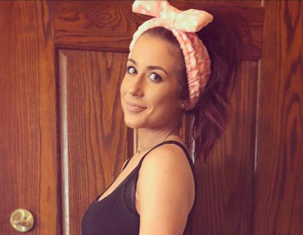 Teen Moms Chelsea Houska Gives Birth To Baby No 3  E News-5033