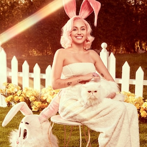 Miley Cyrus, Vogue, Easter
