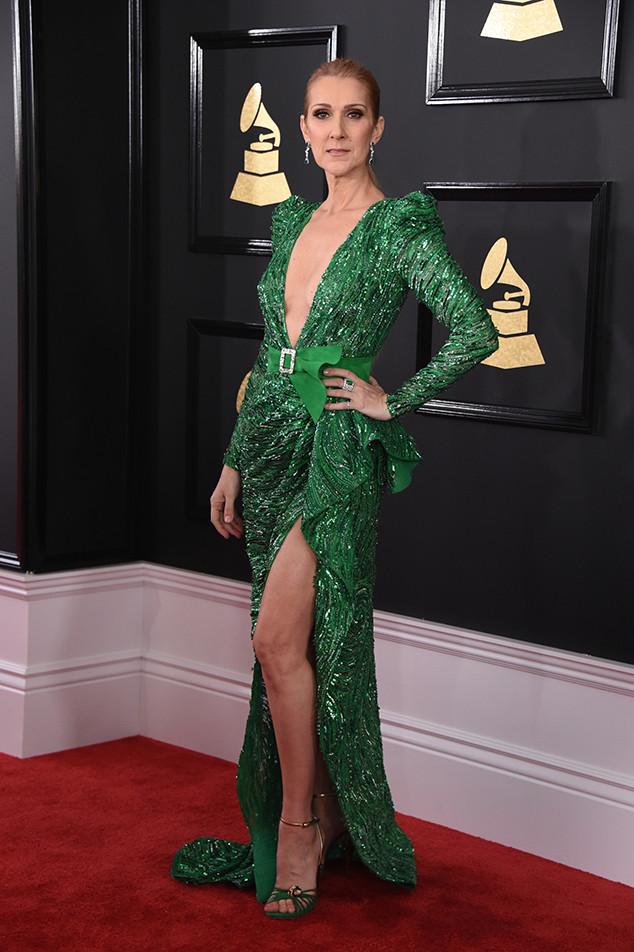 Celine Dion, 2017 Grammys