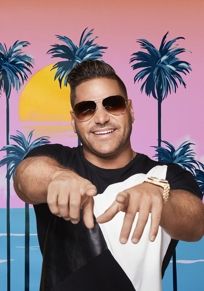 Yep, Ronnie Probably Cheated on His Pregnant Girlfriend During Jersey Shore Family Vacation
