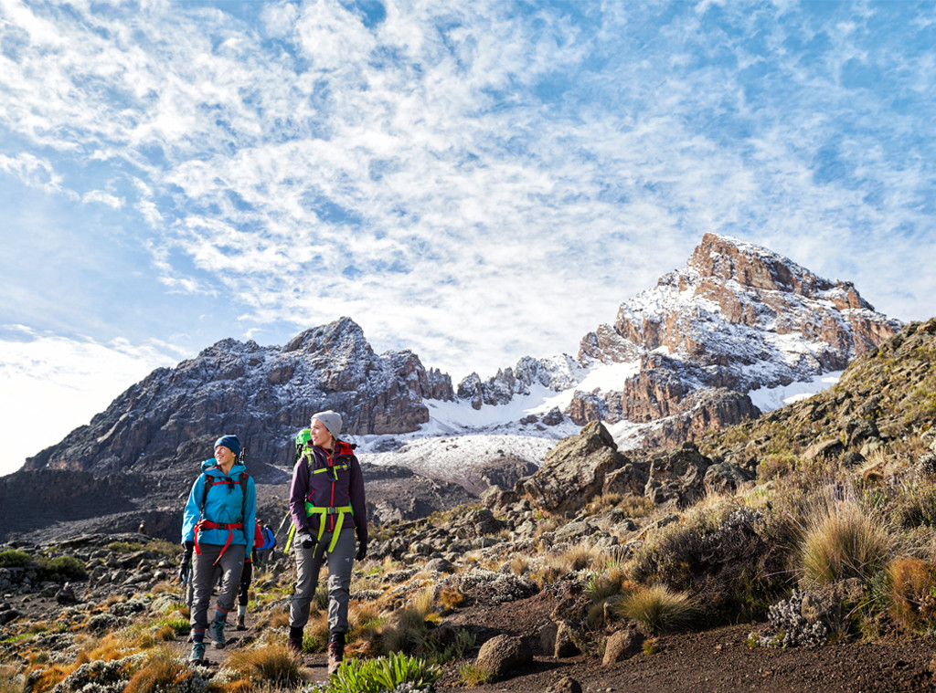 Mandy Moore Summits Mount Kilimanjaro With Fiancé Taylor