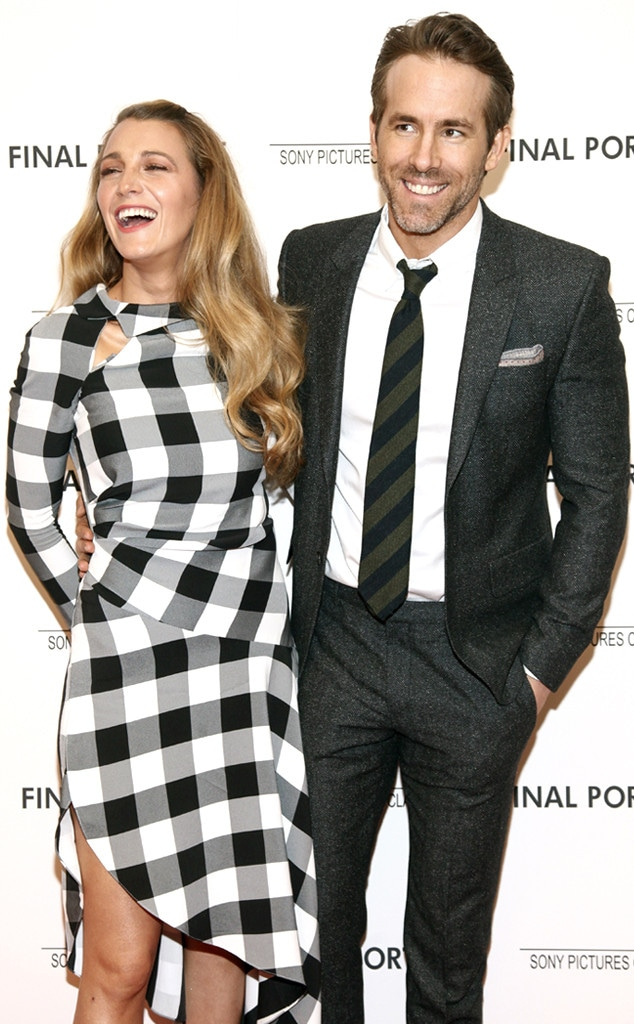 Blake Lively, Ryan Reynolds