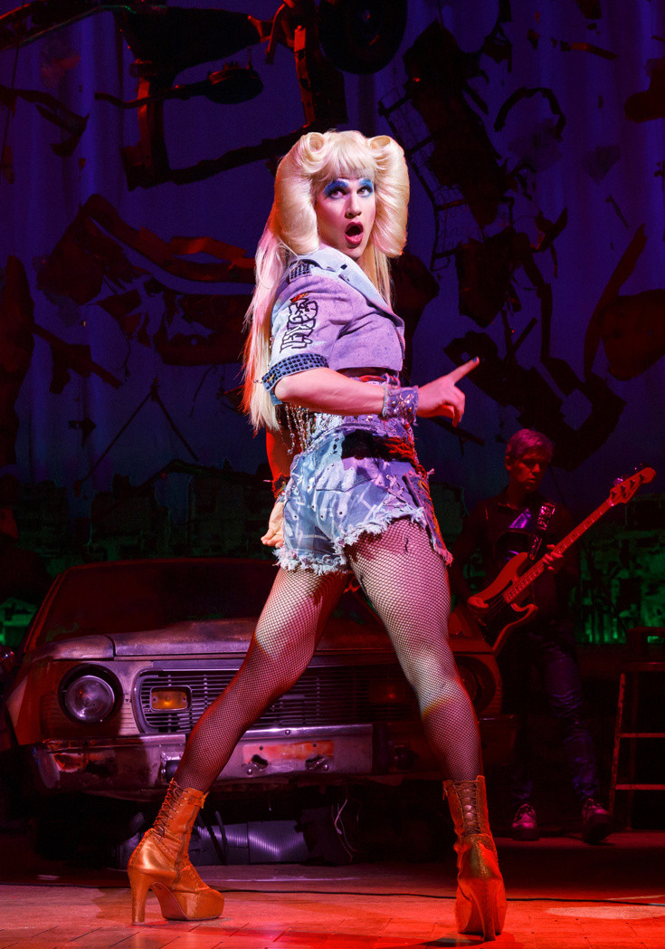 Darren Criss, Hedwig and the Angry Inch