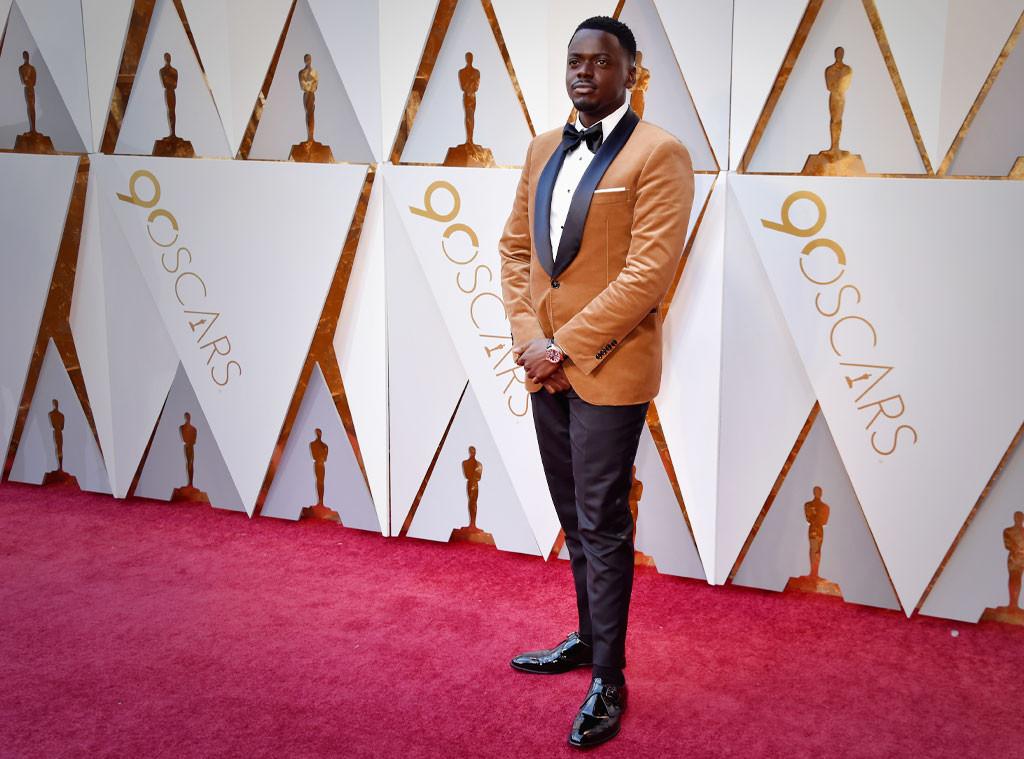 ESC: Daniel Kaluuya, Oscars 2018