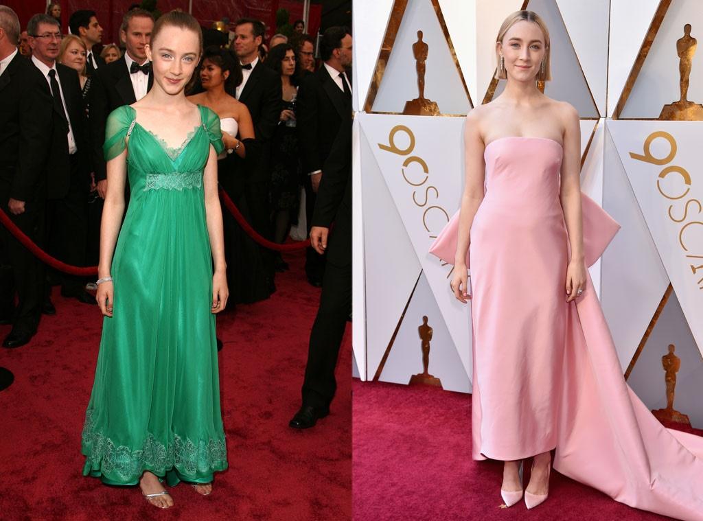 Saoirse Ronan, 2018 Oscars, 2008 Oscars