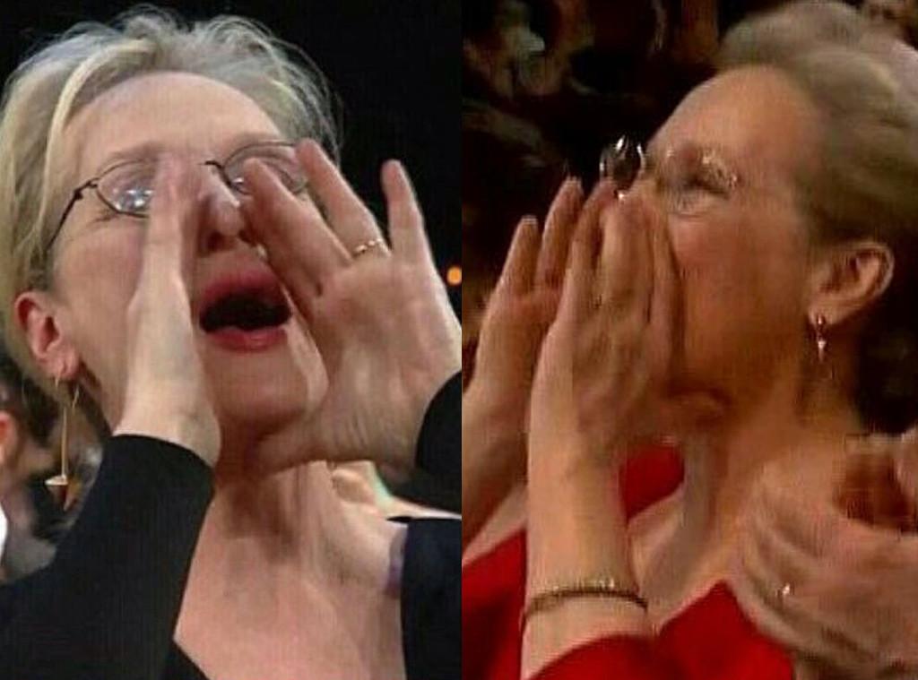 Meryl Streep, 2018 Oscars