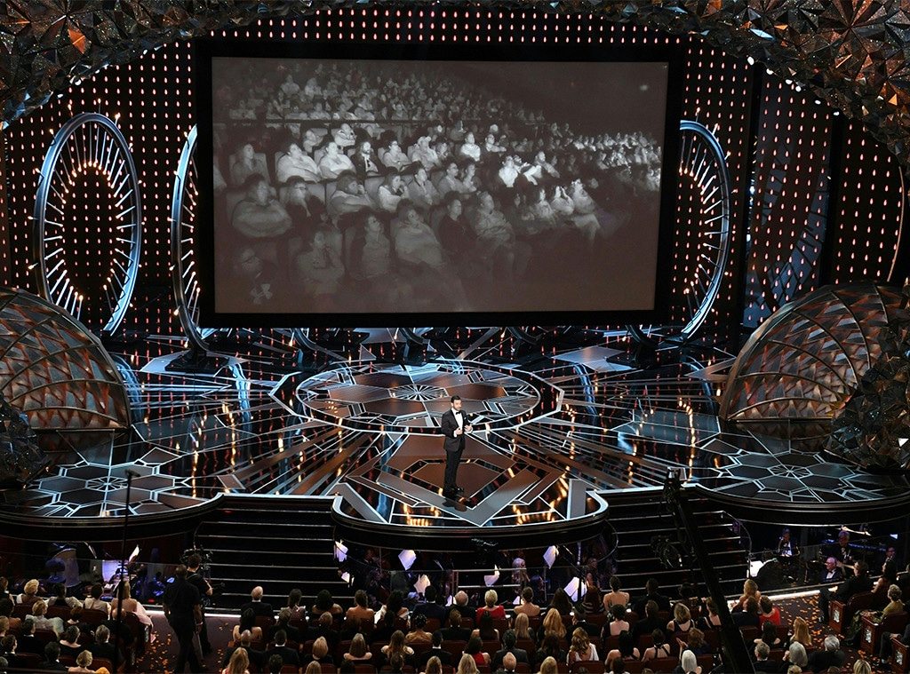 Movie Theater Surprise, 2018 Oscars, Show