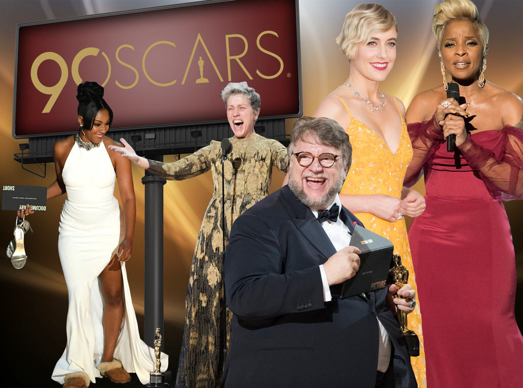 2018 Oscars, Who Won Award Season